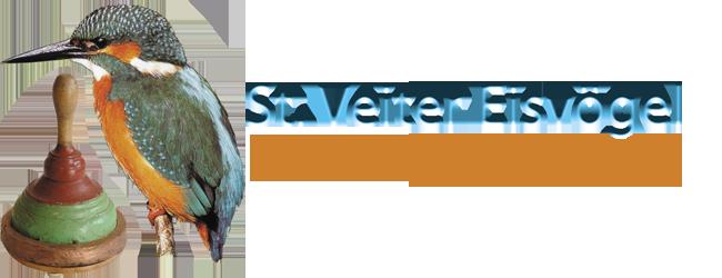 Sankt Veiter Eisvögel
